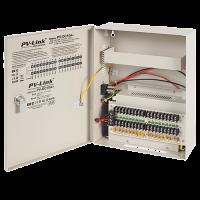 PV-Link PV-DC10A+ (ver.D10) - блок бесперебойного питания 12 Вольт 10 Ампер, для 2 АКБ
