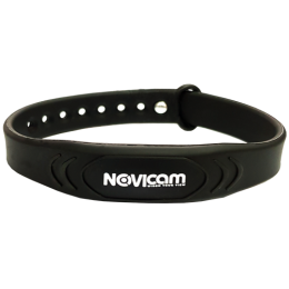 Novicam MB11 black (ver. 4439) - идентификатор Mifare в виде браслета